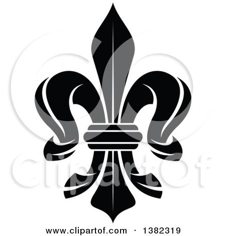 ... Fleur De Lis Royalty Free Vector Illustration. Preview Clipart
