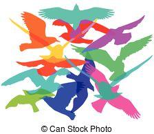 Flock of birds Clipartby miceking0/6 flock Of Birds
