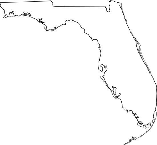 Florida starfish clip art clipart image