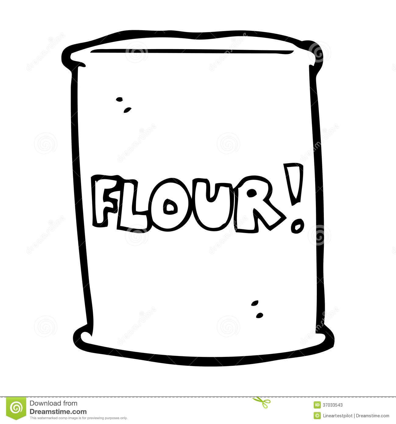 Flour Clipart-hdclipartall.com-Clip Art1300