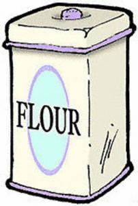 Flour 20clipart