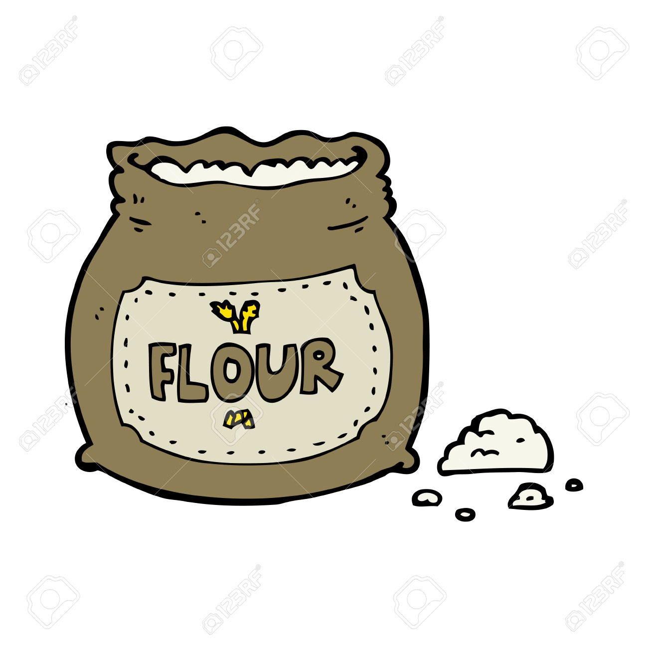 6 flour clipart preview bag of flour clip hdclipartall 6 flour clipart preview bag of