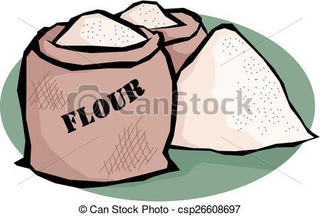 Flour - csp26608697