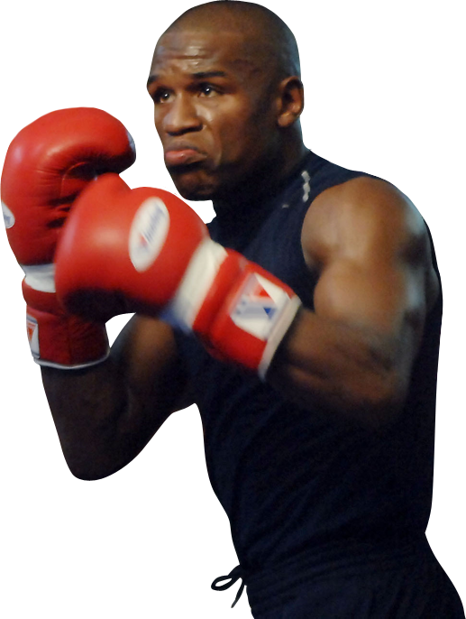 Download PNG image - Floyd Mayweather Jr Clipart 472
