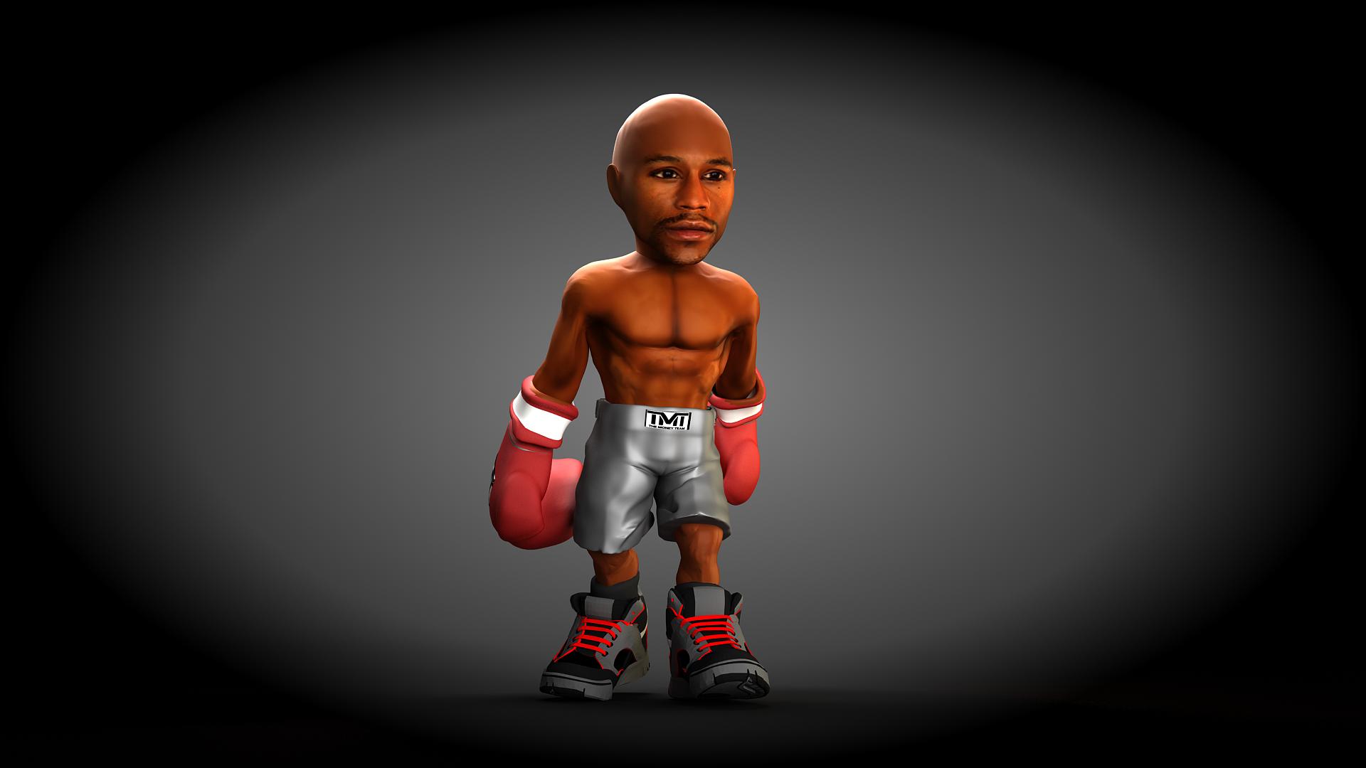 Floyd Mayweather Jr PNG Image
