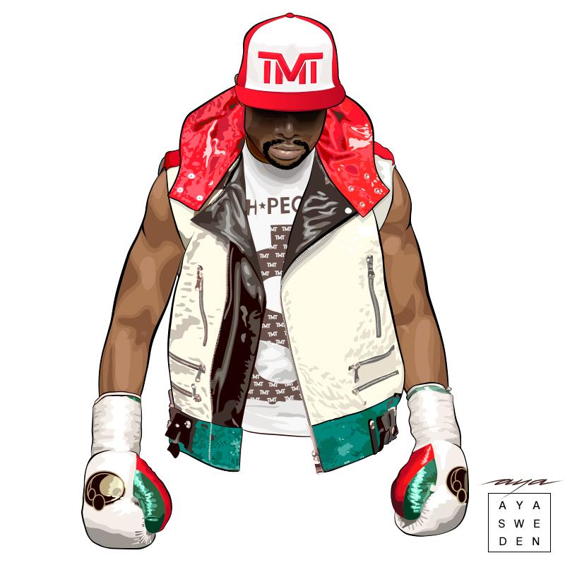 Floyd Mayweather u2013 Official Merchandise