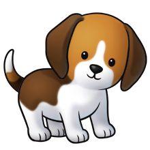 Fluff website. Cuteness. More. BEAGLE PUPPY DOG CLIP ART