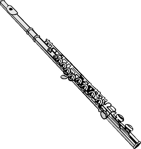 Flute Clip Art At Clker Com Vector Clip Art Online Royalty Free