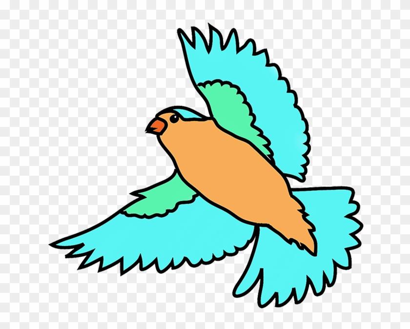 Bird Clip Art Bird Images Clipartcow - Flying Bird Clipart Png