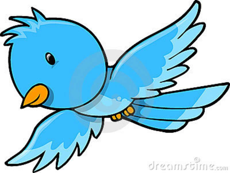 Bird Flying Clipart - ClipArt Best