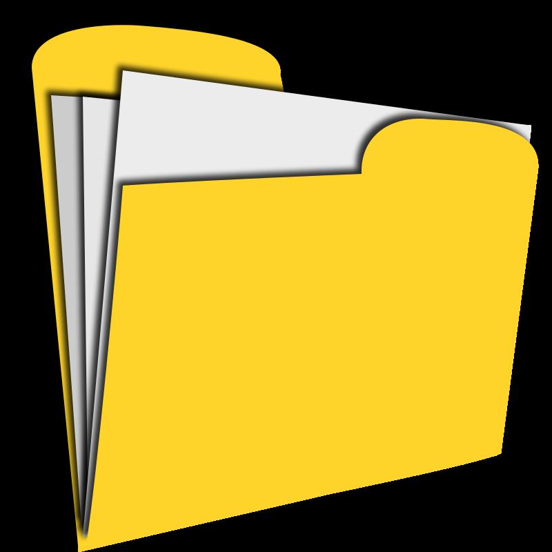 Folder Clipart Free