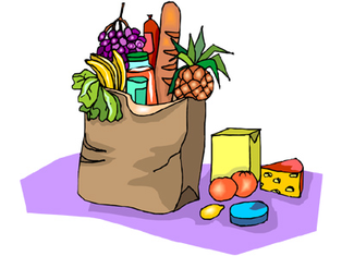 Food Store Clipart