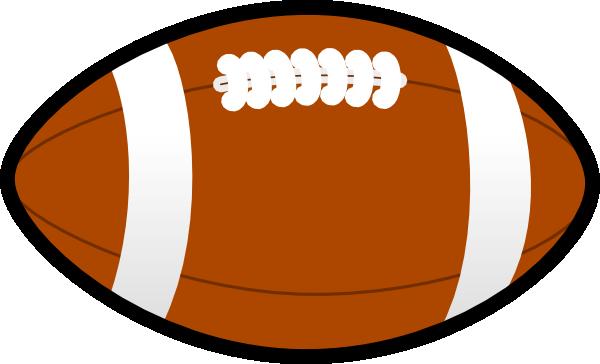 Football Clip Art At Clker Com Vector Clip Art Online Royalty Free