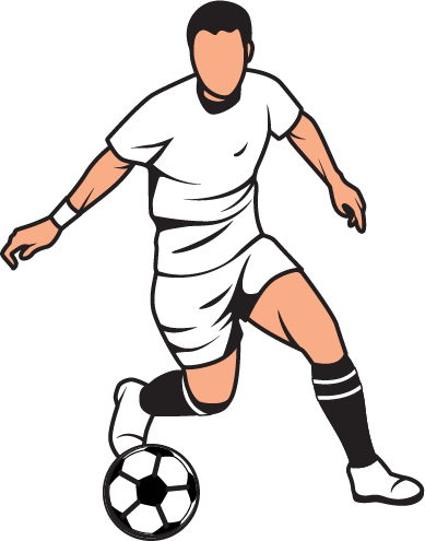 English Football Clipart