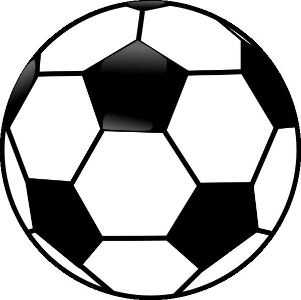 Football clipart on clippp blue