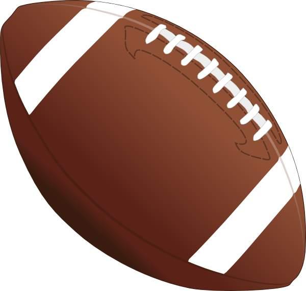 Football Clipart Free Clip Ar - Football Clipart