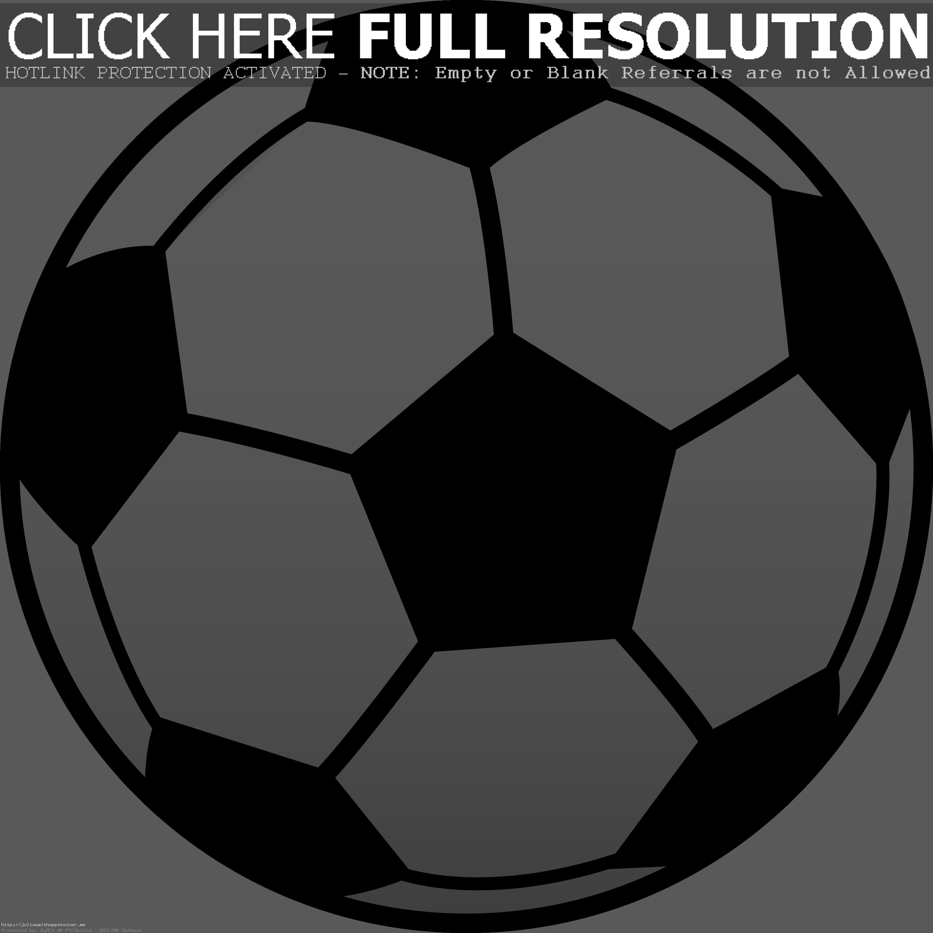 . ClipartLook.com Soccer Ball Or Foot Free Clip Art Fair Football