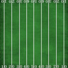 Football field sports clipart image of black white football player graphic
