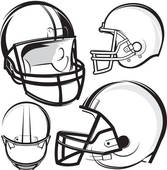 Football Helmet Collection · Football Helmets