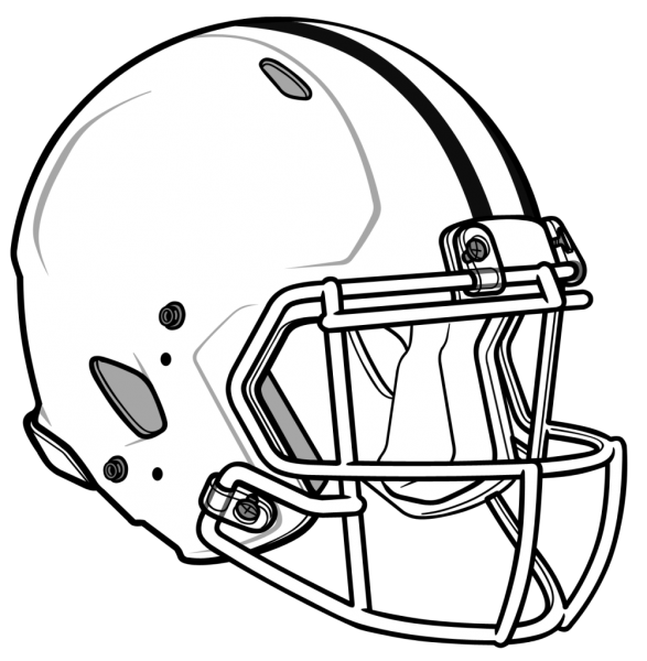 Nfl Football Helmets Coloring Pages | Clipart Panda - Free Clipart . hdclipartall.com png  royalty