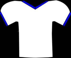 football jerseys clip art .
