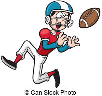 . hdclipartall.com American football player - Vector illustration of Cartoon.