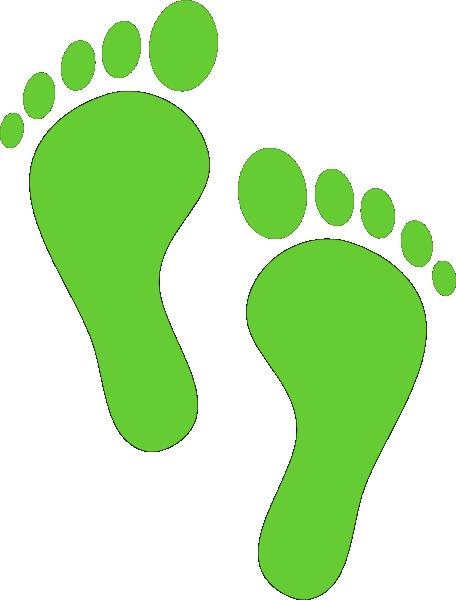 Footprints clipart - ClipartFox ...