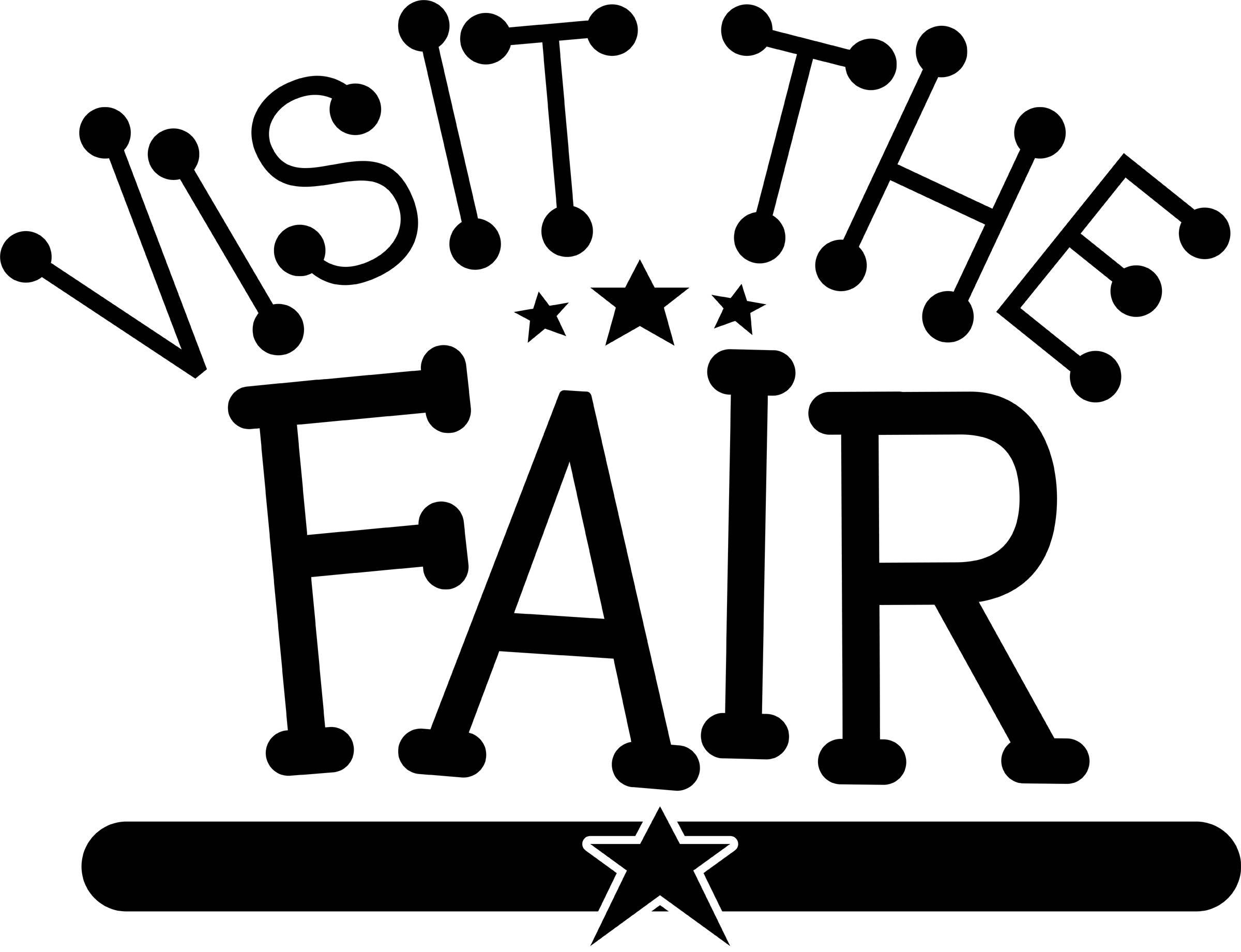 for clip art county fair .