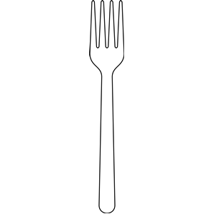 Fork Clipart Clipart. Back Yard Blog: August 2013