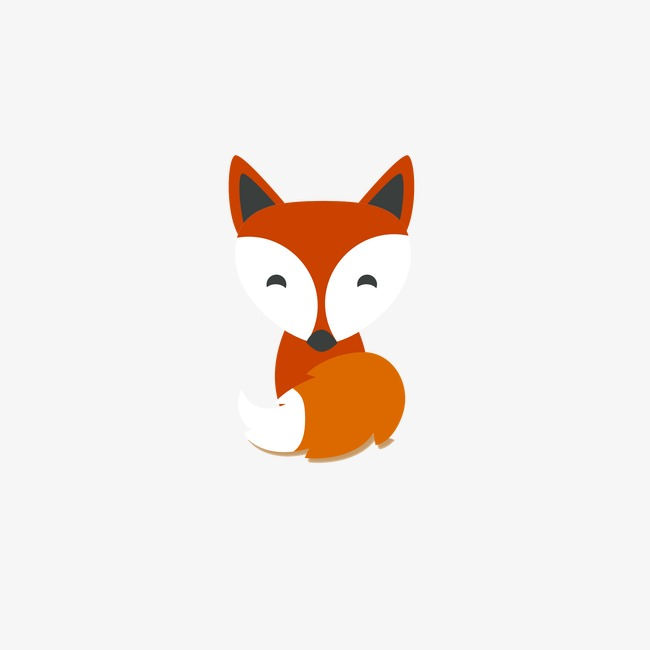 cartoon fox, Cartoon Clipart, Fox Clipart, Cartoon PNG Image and Clipart
