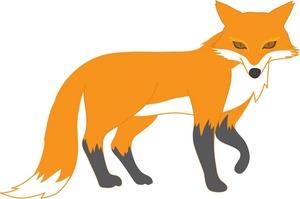 Free Fox Clipart #1