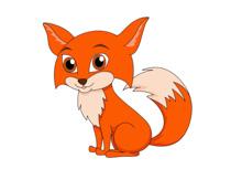 Free Fox Clipart - Fox Clipart