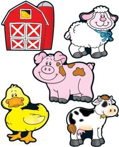 free clip art farm animals