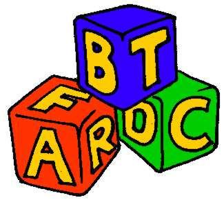 Free Alphabet Clip Art