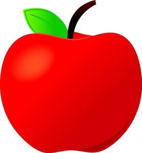 Free Apple Clip Art - clipartall