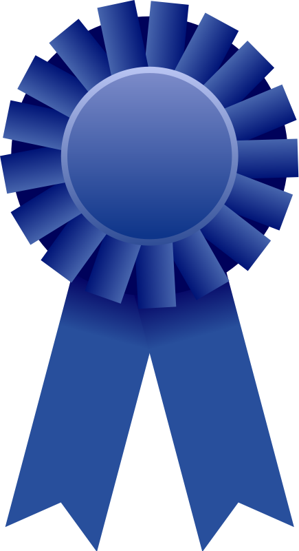 Free Award Ribbon Clip Art