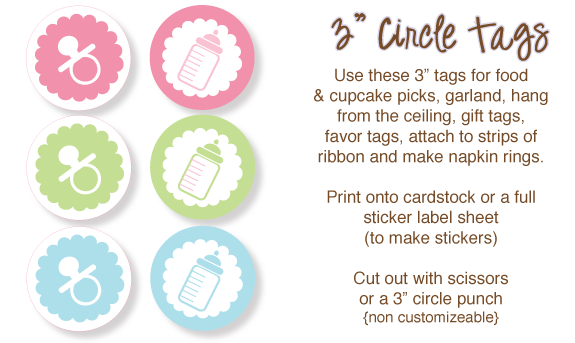 Free Baby Shower Clip Art Just For You Bottles Baby Faces And More