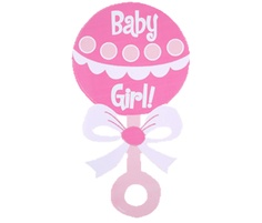Free Baby Shower Clipart