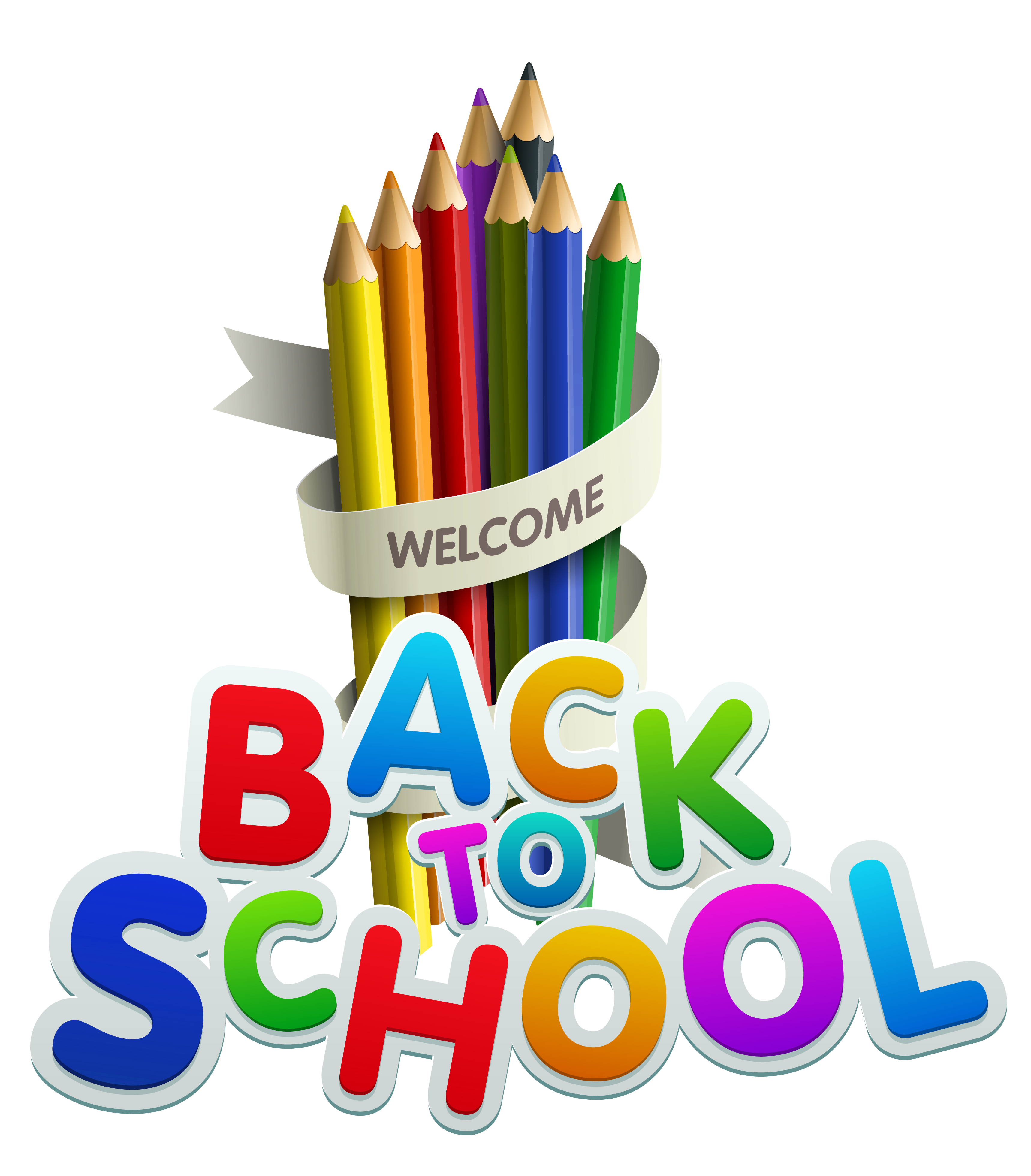 Free back to school clipart .