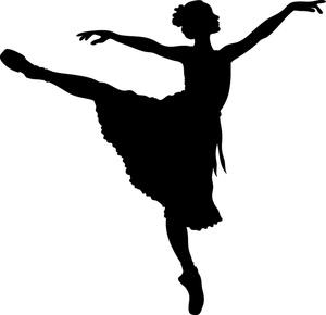 Free Ballet Clipart
