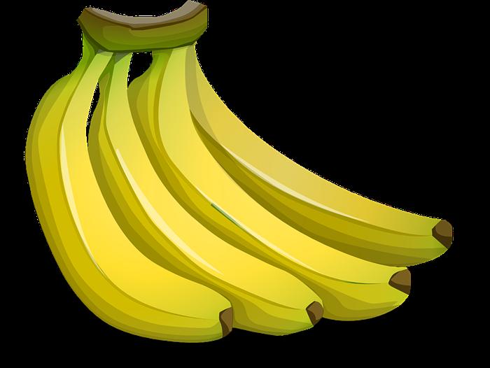 Free Banana Clip Art u0026middot; banana17