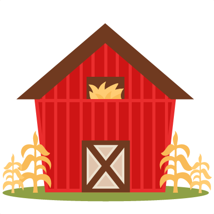 Free barn clipart image