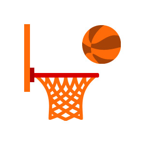 Free basketball clipart .