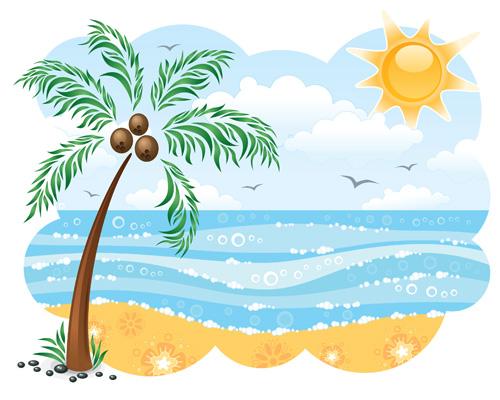 Free Beach Clip Art - clipartall