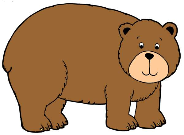Free Bear Clip Art Pictures - Clipartix