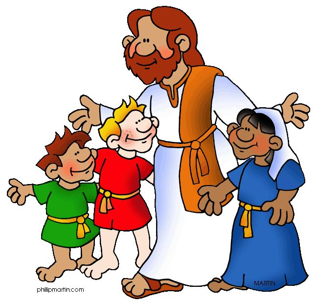 Free Bible Clip Art by Phillip .