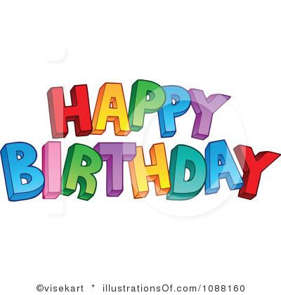 free birthday clipart