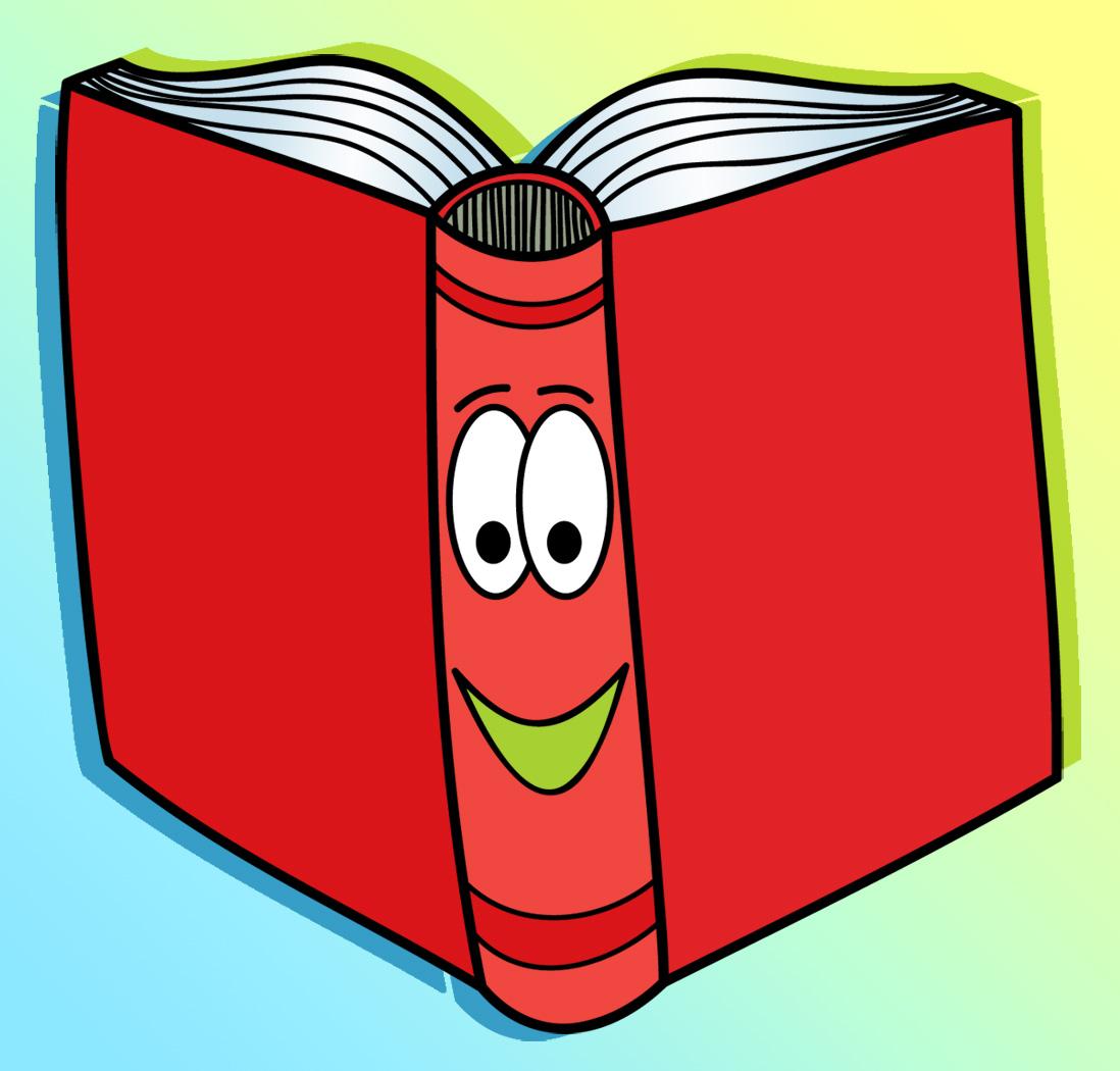 Free Book Clip Art