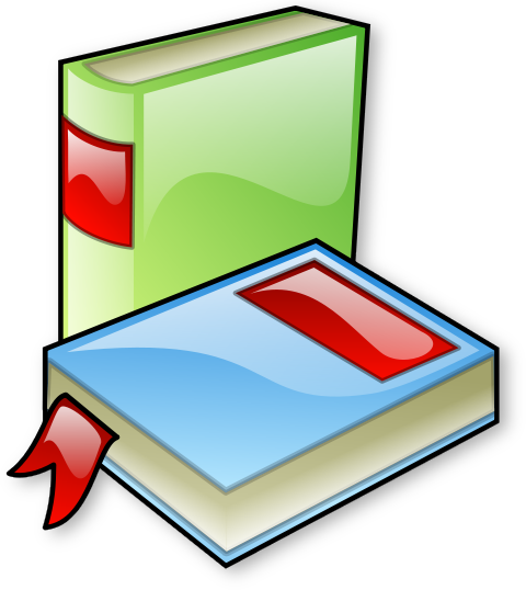 Free Books Clipart