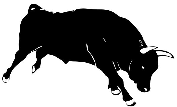 Free Bull Clipart